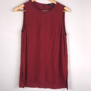 MADEWELL tunic top